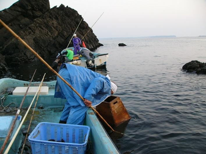 漁業】アワビ獲り | 郷里に暮ら...